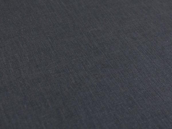 Фото 6 - Ткань льняная, ширина 260 см, лен 100% темно-серая.