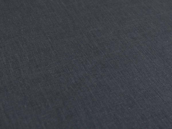 Фото 7 - Ткань скатертная, темно-серая, лен 100%.
