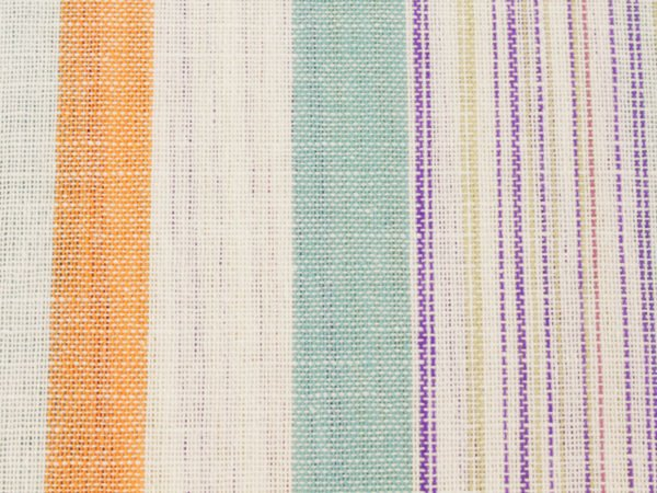 Фото 9 - Льняная ткань для постельного белья шир 1.8м в полоску.