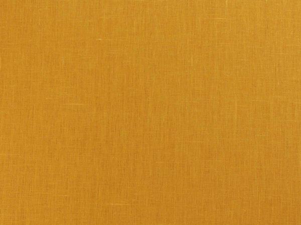 Фото 6 - Ткань для постельного белья, ширина 2.6 м, лен-100% цвет карри.