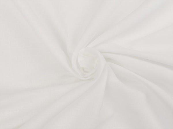 Фото 5 - Ткань  льняная сорочечная белая.