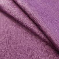 Фото 15 - Ткань портьерная блэкаут сиреневая (имитация дерева).