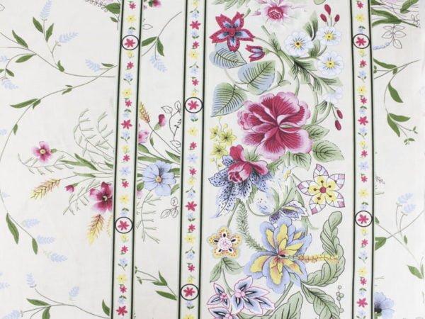 """Фото 8 - Ткань для постельного белья, шир2.2 """"Флора""""."""