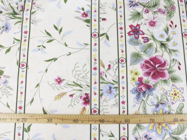 """Фото 6 - Ткань для постельного белья, шир2.2 """"Флора""""."""