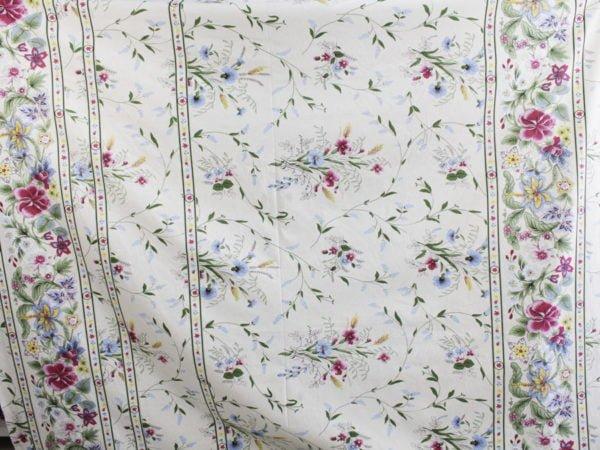 """Фото 7 - Ткань для постельного белья, шир2.2 """"Флора""""."""