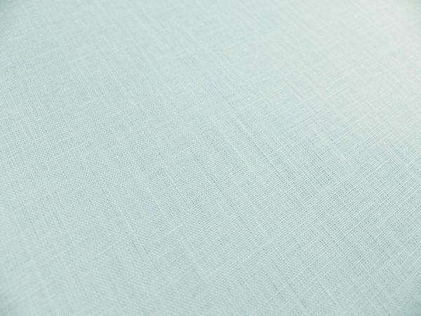 Ткань костюмная нежно-голубая лен 100%