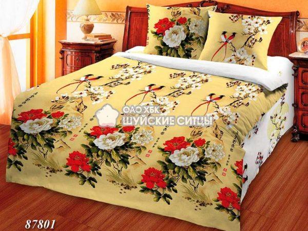 """Фото 3 - Комплект постельного белья  """"Грани"""" 87801."""