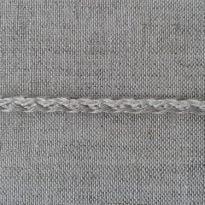 Шнур отделочный  льняной 4 мм
