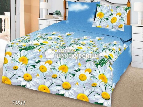 """Фото 3 - Комплект постельного белья  """"Грани""""  73811."""