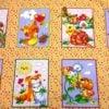 """Фото 5 - Бязь детская """"Веселые картинки"""", фон персиковый."""