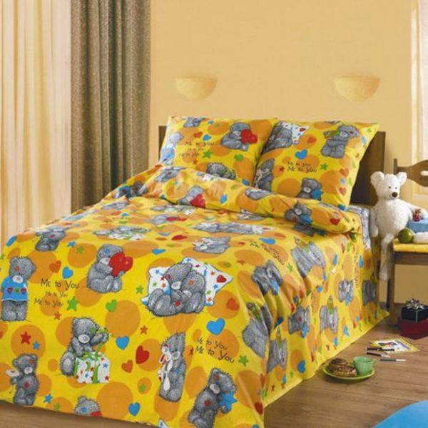 """Фото 3 - Комплект постельного белья """"Топтыжка"""" (пошив на заказ)."""