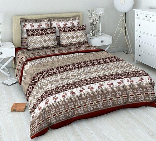 """Фото 3 - Комплект постельного белья """"Скандинавия"""" 2 спальный."""