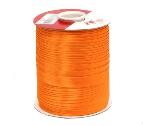 Фото 3 - Косая бейка, бледно-оранжевый.