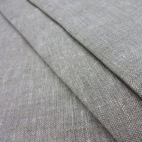 """Фото 22 - Льняная суровая  ткань """"Меланж"""" умягченная, лен 100%."""