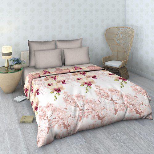 """Фото 3 - Комплект льняного  постельного белья """"Сновидения"""", евро."""