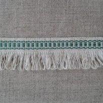 Фото 18 - Тесьма отделочная с бахромой (зеленая).