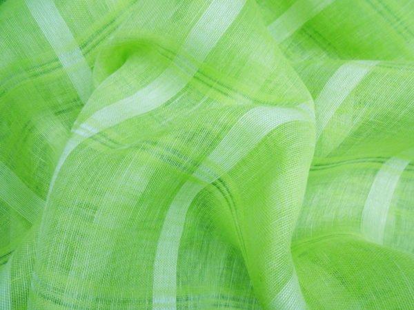 Фото 3 - Ткань декоративная, салатная, 165 см.