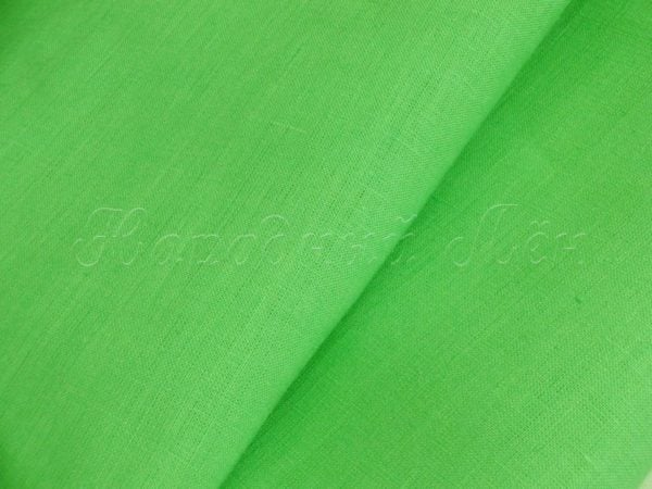 Ткань костюмная светло-зелёная