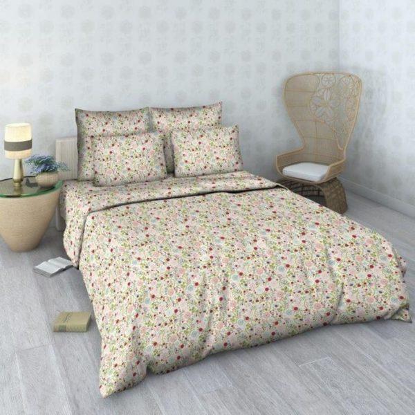 """Фото 3 - Комплект льняного  постельного белья """"Виктория""""."""
