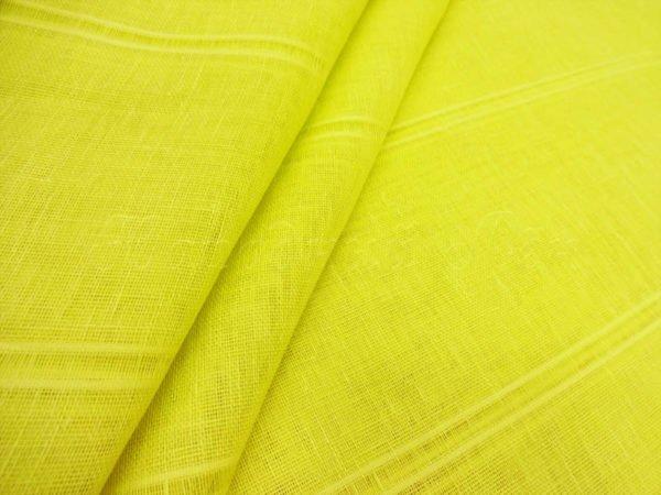 Фото 3 - Вуаль лимонно-жёлтая, шир. 2.6м.