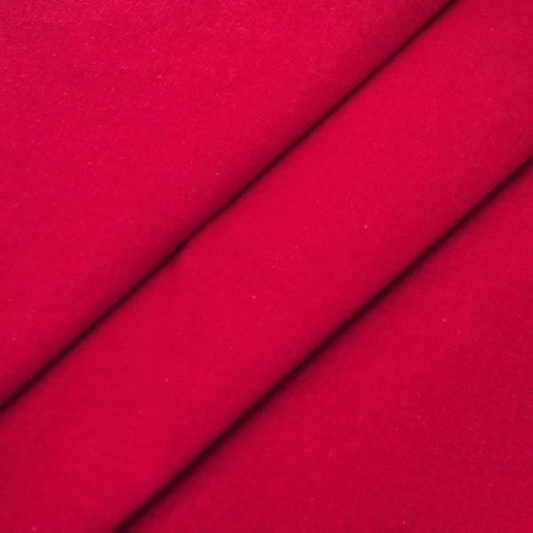Бязь   цвет  красный насыщенный