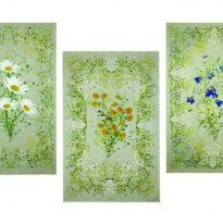 """Фото 25 - Набор полотенец """"Полевые цветы""""3 шт."""