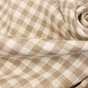 Льняные ткани для скатертей