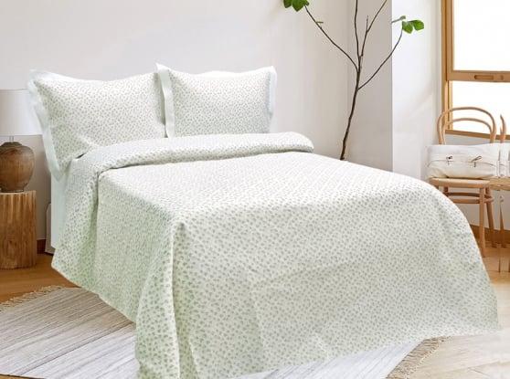 """Комплект постельного белья льняной """"Чувственность"""""""