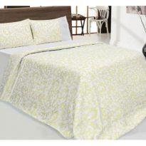 """Фото 12 - Комплект постельного белья льняной """"Злато"""" 2 спальный."""
