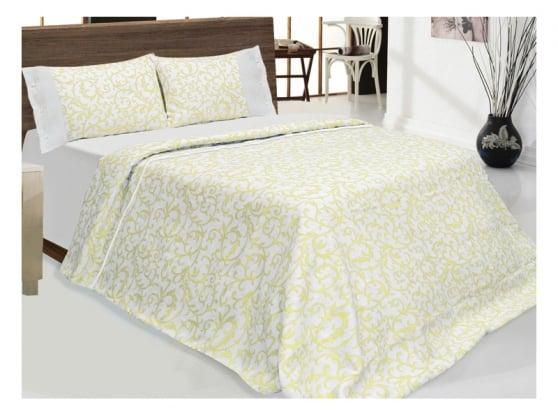 """Фото 3 - Комплект постельного белья льняной """"Злато"""" 2 спальный."""