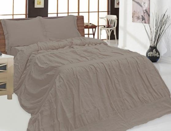 Фото 3 - Комплект постельного белья 100% лен евро.