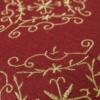"""Фото 7 - Комплект постельного белья """"Бордо""""  льняной с вышивкой 2 спальный."""