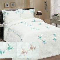 Фото 9 - Комплект постельного белья из 100% льна евро.