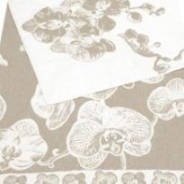 """Фото 25 - Простыня махровая со льном """"Орхидея""""."""