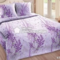 Фото 10 - Комплект постельного белья  Креп De Luxe 85361.