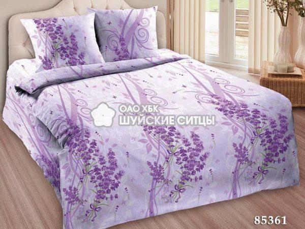 Фото 3 - Комплект постельного белья  Креп De Luxe 85361.