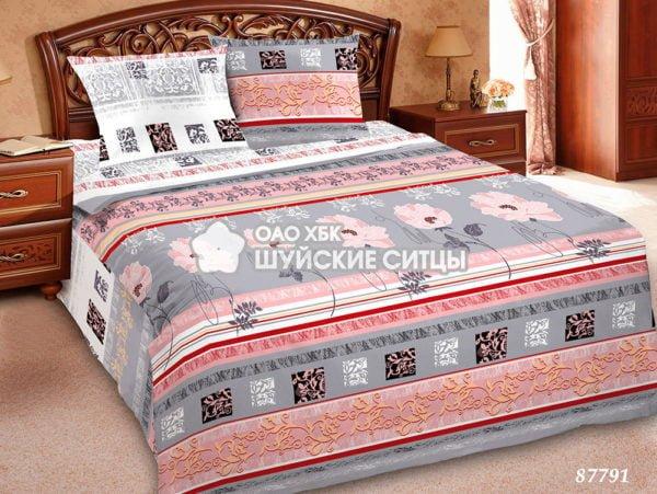 Фото 3 - Комплект постельного белья CottonClub  87791.