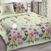 Фото 5 - Комплект постельного белья  Креп De Luxe 77701.