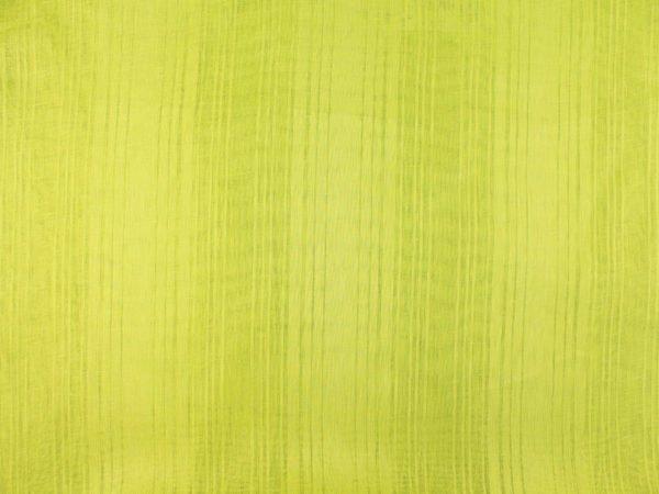 Ткань льняная декоративная, цвет лайма, ширина 2,0