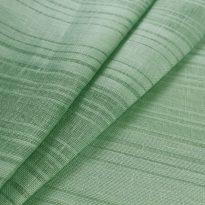 Фото 24 - Ткань льняная декоративная мятная, ширина 200 см.