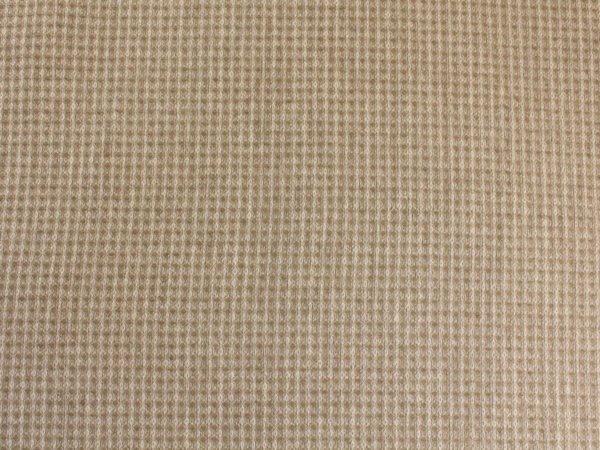 """Фото 4 - Ткань льняная """"вафельная"""" для пледов (лоскут)."""