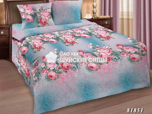 Комплект постельного  Шуйский Классический (ситец) 81851