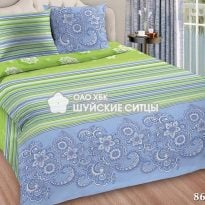 Фото 18 - Комплект постельного белья  Креп De Luxe 86451.