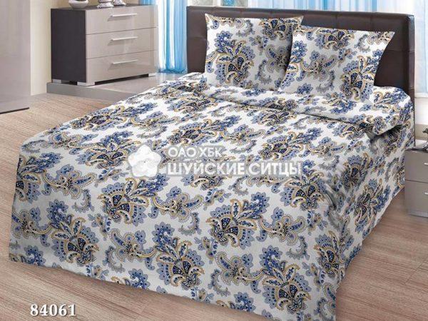 Фото 3 - Комплект постельного  Шуйский Классический (ситец) 84061.