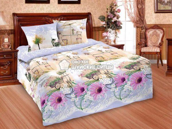 Фото 3 - Комплект постельного белья MOD`S Поплин 86151.