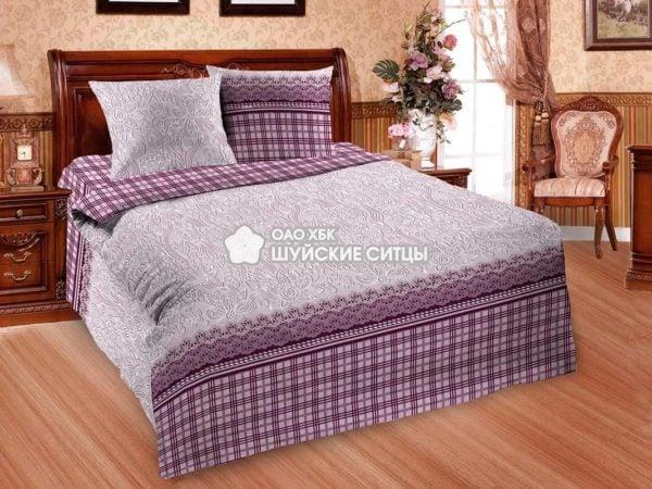 Фото 3 - Комплект постельного белья MOD`S Поплин 86341.