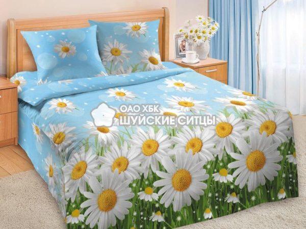 Фото 3 - Комплект постельного  Шуйский Классический (ситец) 93111.