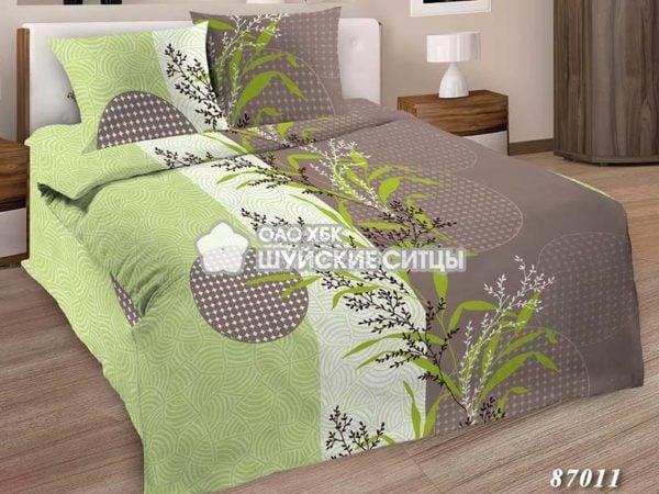 Фото 3 - Комплект постельного  Шуйский Классический (ситец) 87011.