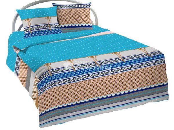 """Фото 3 - Комплект постельного белья  """"Шуйская бязь"""" 87161."""