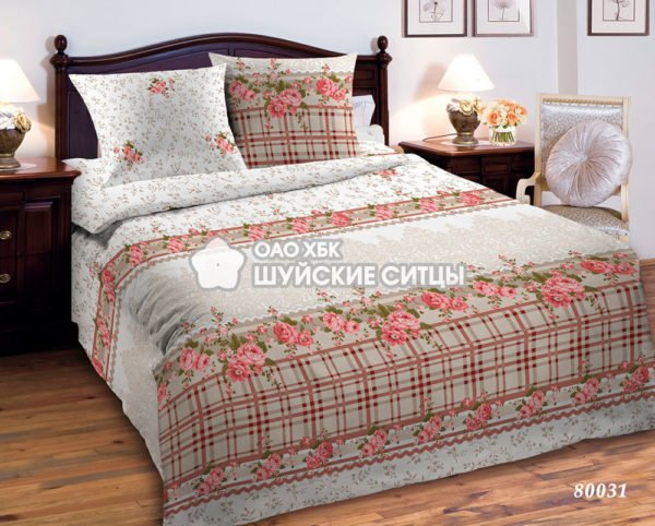 Фото 3 - Комплект постельного белья CottonClub 80031.